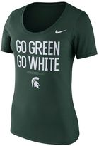 Nike Women's Michigan State Spartans Local Spirit Tee