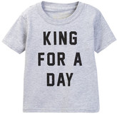 Original Retro Brand King For A Day Graphic Tee (Toddler Boys)