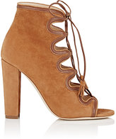 Chloe Gosselin Women's Angelica Suede & Leather Ankle Boots