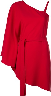 Natori draped tunic