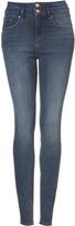Topshop MOTO Vintage Kristen Skinny Jeans