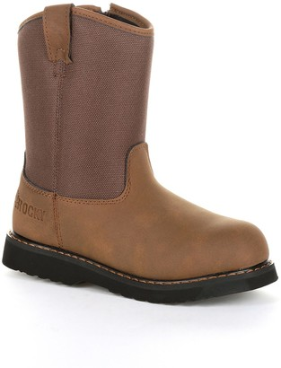 Rocky Lil Ropers Toddler Wellington Boots