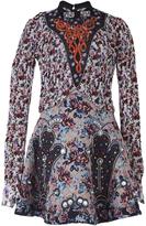 Mary Katrantzou Holbert Embroidered Dress