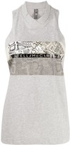 adidas by Stella McCartney graphic print tank top