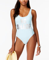 California Waves No Shade One-Piece Swimsuit