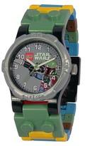 Lego Star Wars Boba Fett Watch - Multicolored