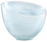 Shiraleah Small Alabaster Slanted Bowl