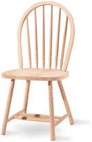Asstd National Brand Junior Windsor Side Chair