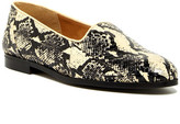 Giorgio Brutini Faulkner Genuine Snakeskin Smoking Slipper