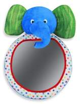 Eric Carle Baby View Elephant Car Back Seat Mirror