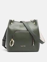 Calvin Klein Smooth Cube Crossbody Bag