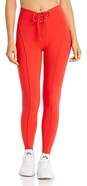 YEAR OF OURS Years of Ours Football Lace-Up Leggings