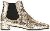 Pretty Ballerinas sequin embellished boots