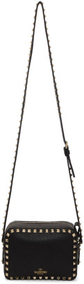 Valentino Black Garavani Rockstud Crossbody Bag