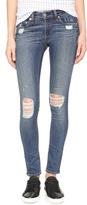 Rag & Bone The Ripped Skinny Jeans