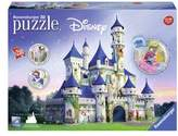 Ravensburger 216-Piece Disney 3D Castle Puzzle