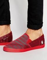 G Star G-Star Dex Mono Slip-On Sneakers