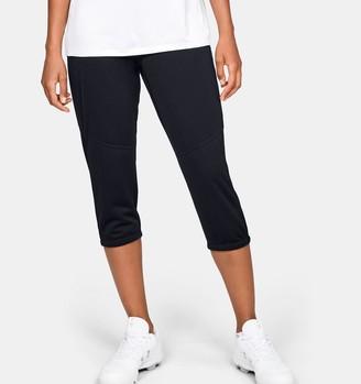 Under Armour Women's UA Softball Cropped Pants