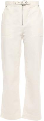 Rag & Bone Field Cropped High-rise Straight-leg Jeans