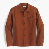 J.Crew Wallace & Barnes canvas chore coat