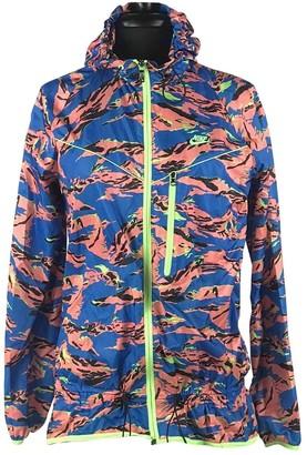 Nike Multicolour Polyester Jackets