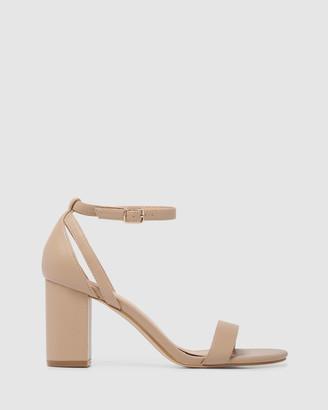 Forever New Jasmine Mid-Block Heels