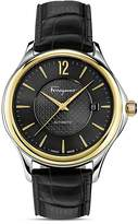 Salvatore Ferragamo Time Two-Tone Automatic Watch, 33mm