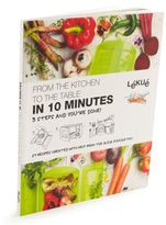 Lekue From the Kitchen to the Table in 10 Minutes Cookbook