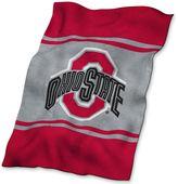 Ultrasoft Ohio State Buckeyes Blanket