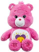 Care Bears Medium Plush with DVD - Shine Bright Bear