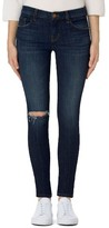 J Brand Women's 620 Step Hem Skinny Jeans