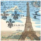 Michel Design Works 20-Count 3-Ply Paper Luncheon Napkins, Paris