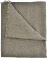 Brunello Cucinelli Wool And Silk Scarf