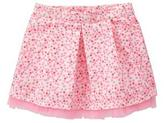 Gymboree Sparkle Dot Skirt
