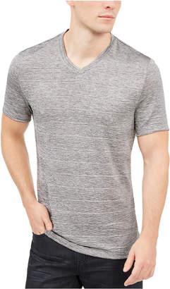 Alfani Men Crinkle Textured V-Neck T-Shirt