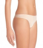 Pleasure State Pleasure-State Fmo Smooth Thong Brief