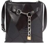 Alexander Wang Attica Leather Shoulder Bag - Black