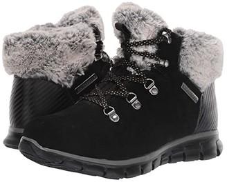 Skechers Snergy - Vital Sign (Black) Women's Shoes