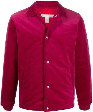 Comme des Garçons Shirt Slim-Fit Shirt-Jacket