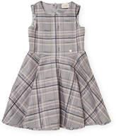Armani Junior Printed Sleeveless Dress