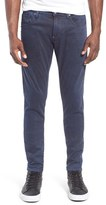 G Star 'Revend' Skinny Fit Jeans (Imperial Blue)