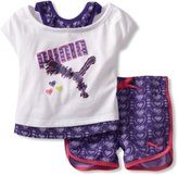 Puma Kids Baby-Girls Infant Heart P...