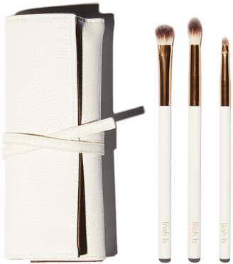 lilah b. Limited Edition For Your Eyes Only Brush Roll (A $106 Value)