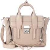 3.1 Phillip Lim Pashli Khaki Leather Mini Satchel
