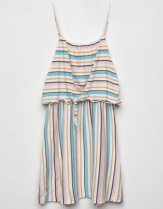 Billabong Beachy Stripe Girls Dress