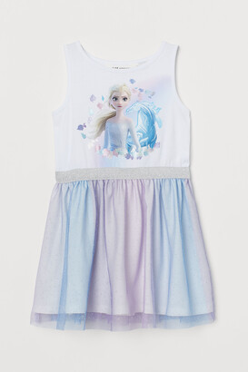 H&M Dress with Tulle Skirt