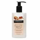 Yardley London of London Luxurious Hand Soap, Oatmeal & Almond