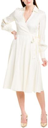Jay Godfrey Wrap Dress