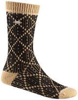 Sorel Women's Diamond Pattern Crew Sock