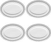 Eichholtz Oval Cable Plate - Set Of 4